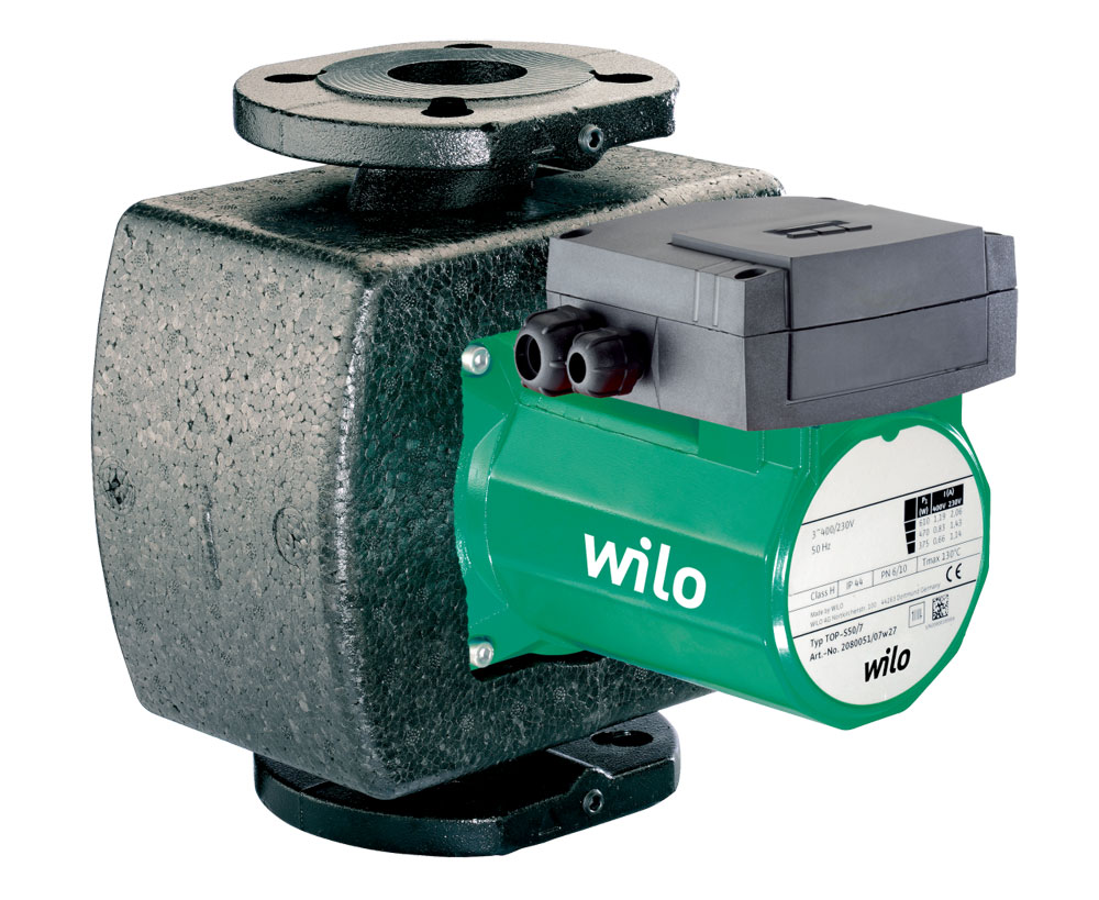 Wilo-TOP-S 50/7 DM PN6/10 (3~400/230 V, PN 6/10)